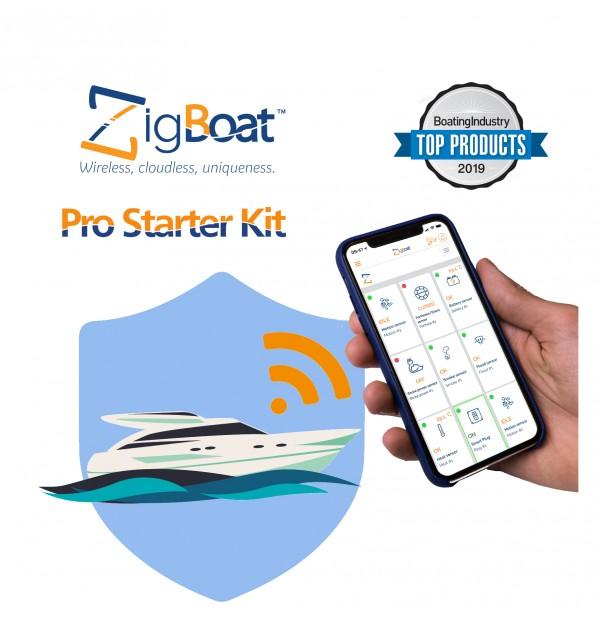 ZigBoat PRO Starter kit