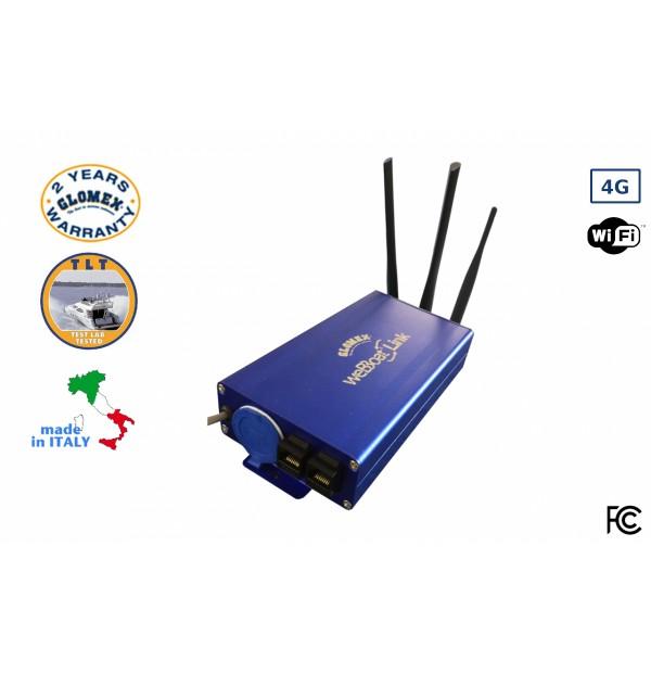 WEBBOAT 4G PLUS EVO US VERSION - COASTAL INTERNET DUAL SIM SYSTEM